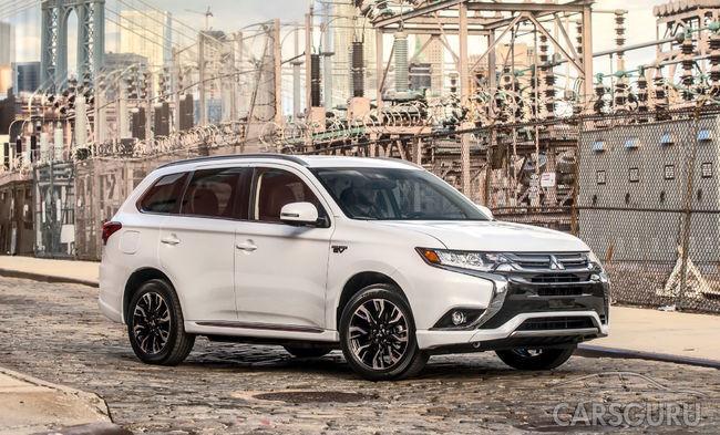 Новые предложения от Mitsubishi: выгода до 300 000 рублей