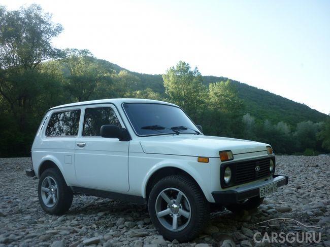 ТОП-5 российского экспорта автомобилей. LADA 4×4 лидирует 2й месяц подряд