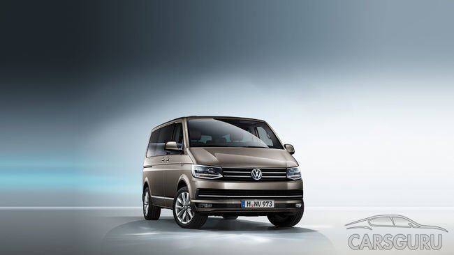 Близок к совершенству – Volkswagen Multivan