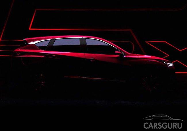 Паркетник RDX: самое впечатляющее обновление Acura за 10 лет