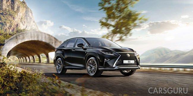 Lexus предлагает выгодные условия на покупку своих моделей в этом месяце