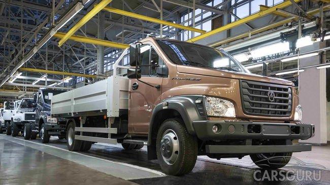 «ГАЗ» запустил производство 2-х новых моделей