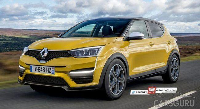 Новые турбодвигатели для Renault Captur 2019 второй генерации