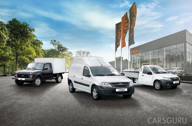 Скоро стартует выпуск новой «высокой» версии Lada Largus