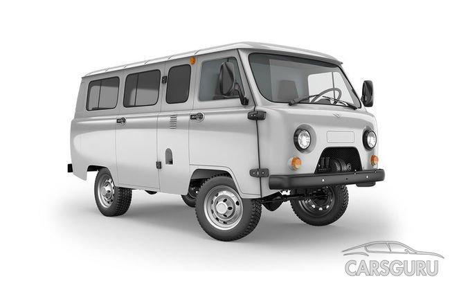 Известный фургон «Буханка» обзаведется новой модификацией