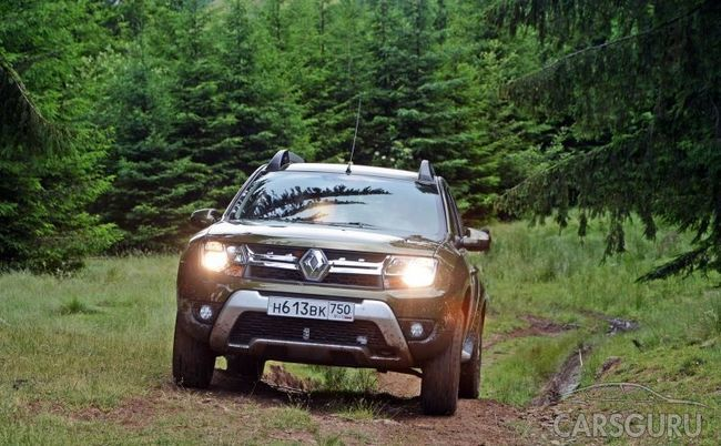 Подорожал Renault Duster!