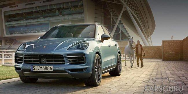 Оглашены российские цены кроссовера Porsche Cayenne нового поколения