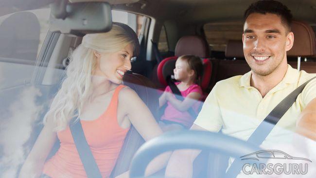 Volkswagen для начинающих водителей и опытных родителей