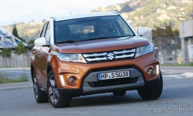 Suzuki раскрыла свои планы на российский рынок в этом году