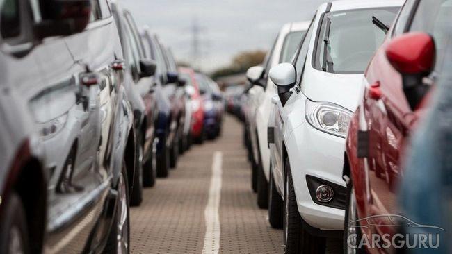 В РФ с начала года повысили акцизный сбор на новые автомобили