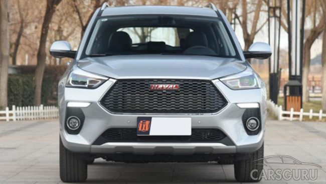 Названа дата начала продаж нового Haval H6 Coupe