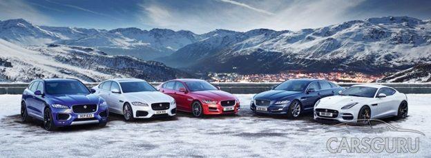 Новый Jaguar 2016 г. в. с выгодой до 1 320 000 рублей в «АВИЛОН»