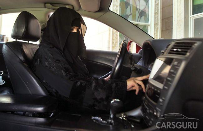 Автошоу для женщин впервые в Саудовской Аравии