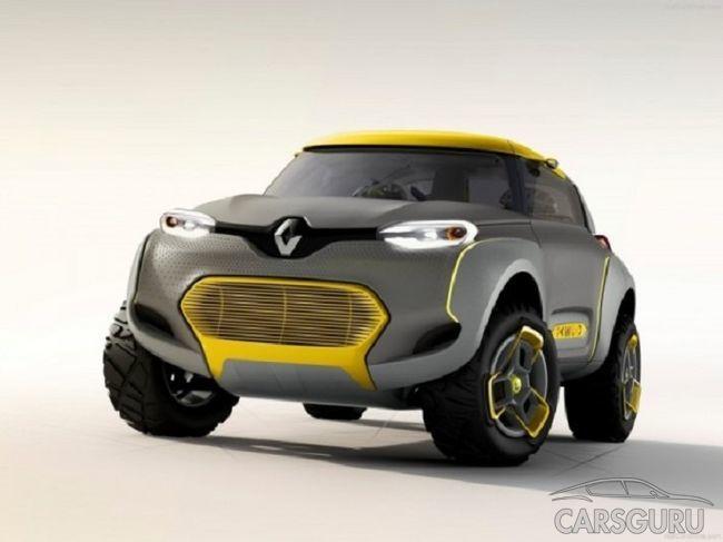 Скоро состоятся дебют нового бюджетного кроссовера от Renault
