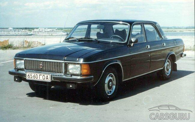 Секретные авто спецслужб СССР: первые мощные модели