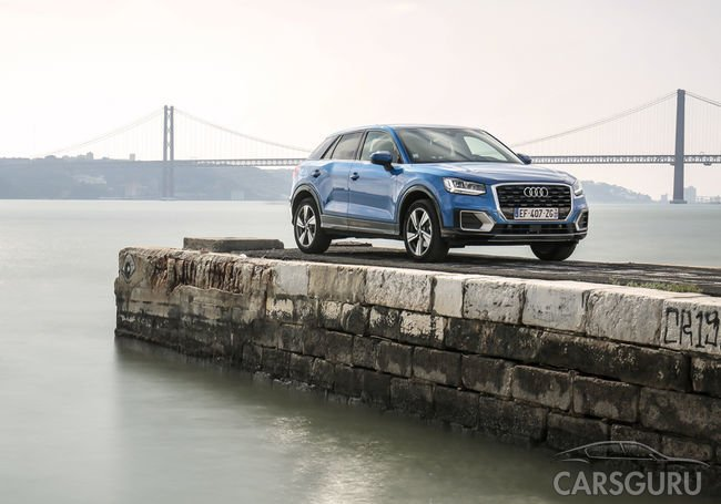 Кроссоверы и хэтчбеки от Audi: грядущие новинки этого года