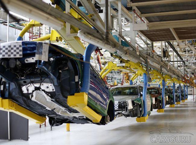 Доля иномарок российского производства на местном рынке достигла 60%