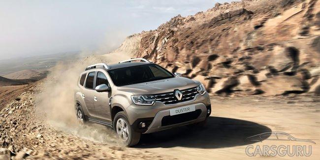 Renault запускает производство купе-кроссовера в РФ