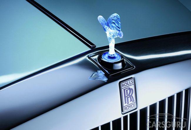 Первый кроссовер Rolls-Royce для России. Уже скоро