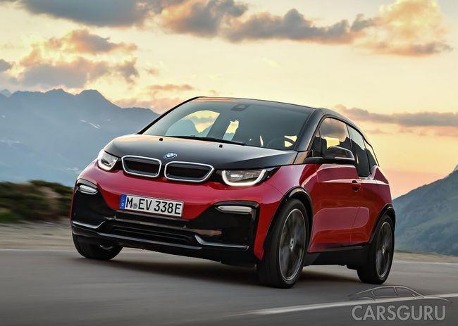 В этом году состояться дебют компактного электромобиля BMW i3S