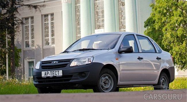 ТОП-10 самых доступных автомобилей на отечественном рынке