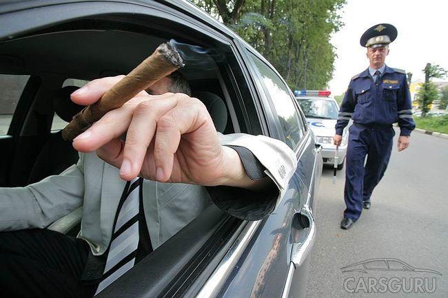 Нововведения правительства РФ: дороги без окурков