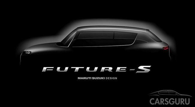 Suzuki скоро представит новый бюджетный паркетник Future-S