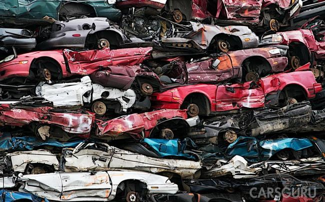 Утилизационный сбор на машины в РФ могут повысить вдвое