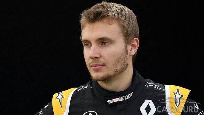 Williams заключила договор с Сироткиным