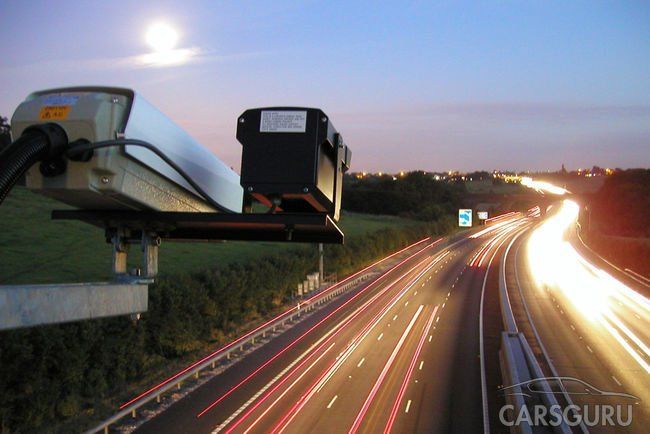 Правительство планирует уточнить максимальное количество видеокамер на магистралях