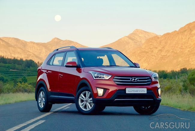 Составлен список самых популярных моделей SUV в двух городах РФ