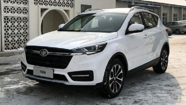 Новинка от FAW: кросс-убийца Hyundai Creta