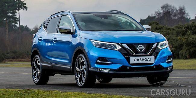 Выгодные январские предложения на покупку моделей Nissan в кредит
