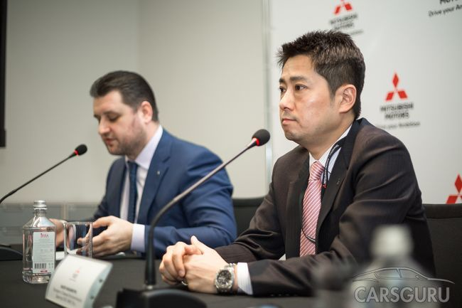 Mitsubishi Motors раскрыла свои планы на 2018 год