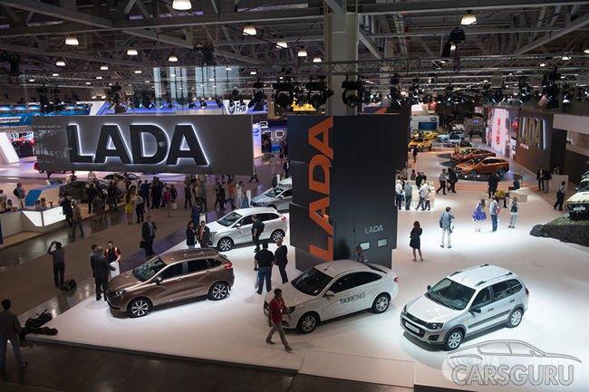 АвтоВАЗ подготовил несколько новинок для Московской автовыставки