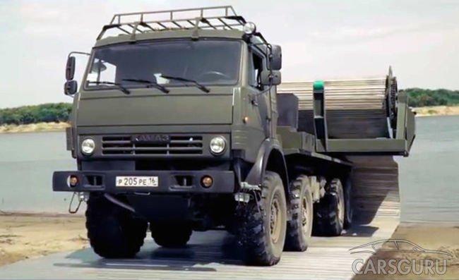 Алюминиевый комплекс для борьбы с плохими дорогами в России