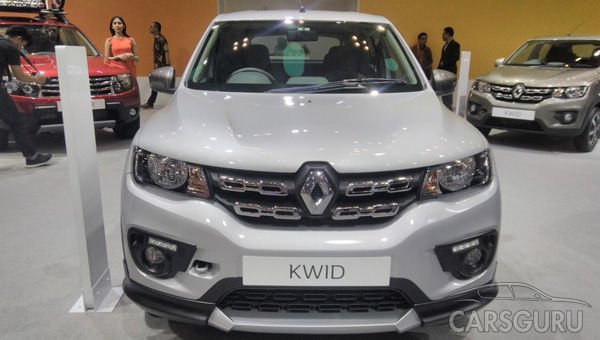 Первые изображения нового бюджетного паркетника от Renault
