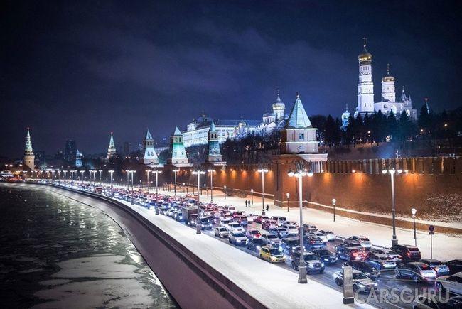Рейтинг мировых городов с самыми загруженными дорогами
