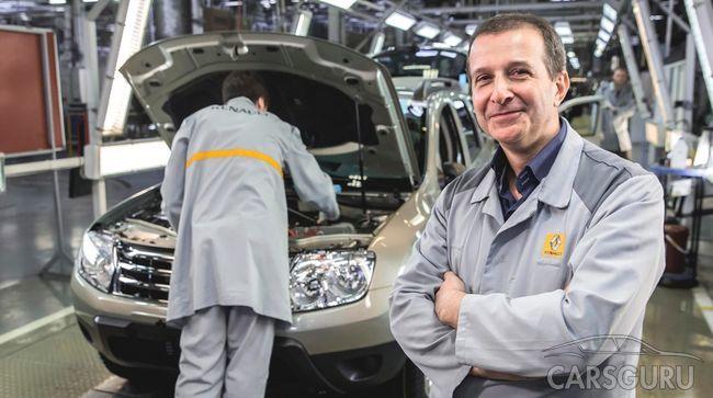 Renault Россия о новом внедорожнике