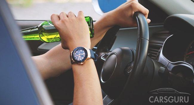 В Госдуме рассматривается проект об отборе авто у пьяных водителей