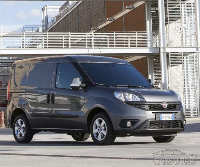 С сегодняшнего дня начались продажи Fiat Doblo в России