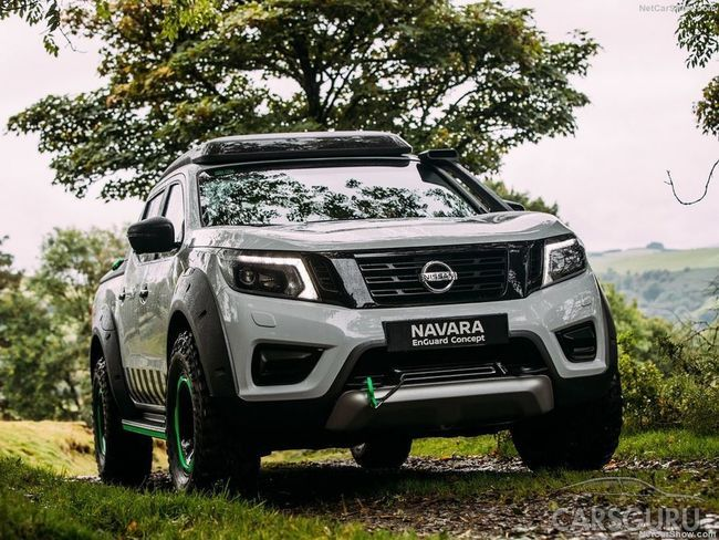 Nissan планирует выпустить новую версию популярного пикапа