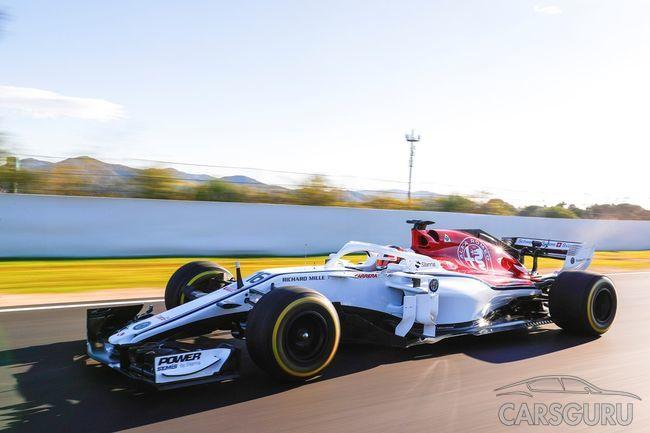 Десятка новых машин Формулы-1 69-сезона