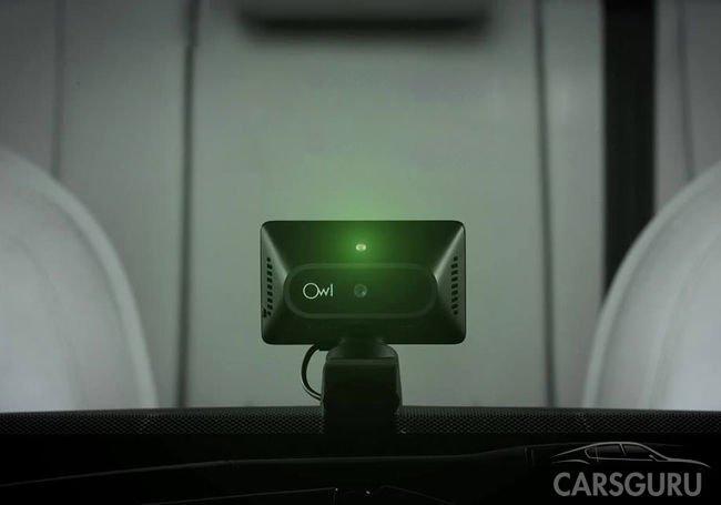 Крутой видеорегистратор с громкой связью от разработчика iPod и iPhone