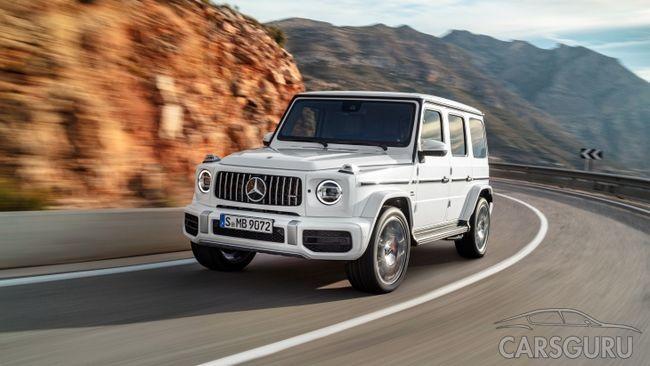 Достоин ли внедорожник Mercedes-Benz G500 заявленной стоимости?
