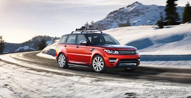 Зима продолжается. АВИЛОН Land Rover знает, что делать
