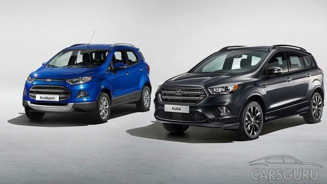 Два кроссовера Ford поднялись в цене