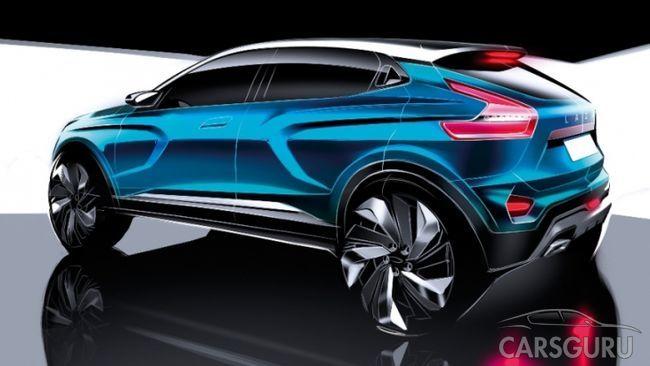 Новинка от «АвтоВАЗ» затмит Hyundai Creta
