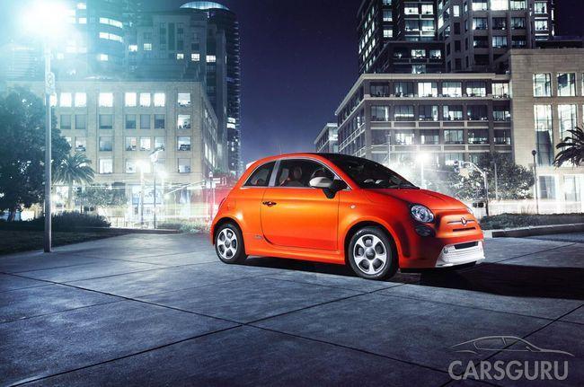 Fiat и Chrysler не верят в электромобили и гибриды