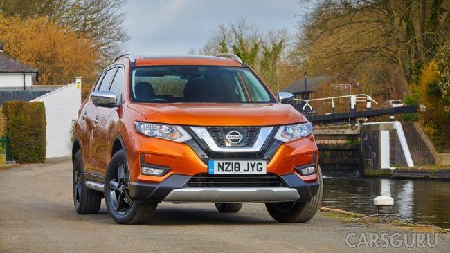 Новая версия Nissan X-Trail — все подробности